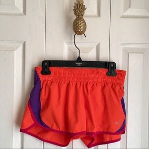Size Medium Nike Running/Athletic Shorts
